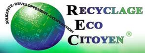 Logo Recyclage Ecocitoyen Label Solidaire